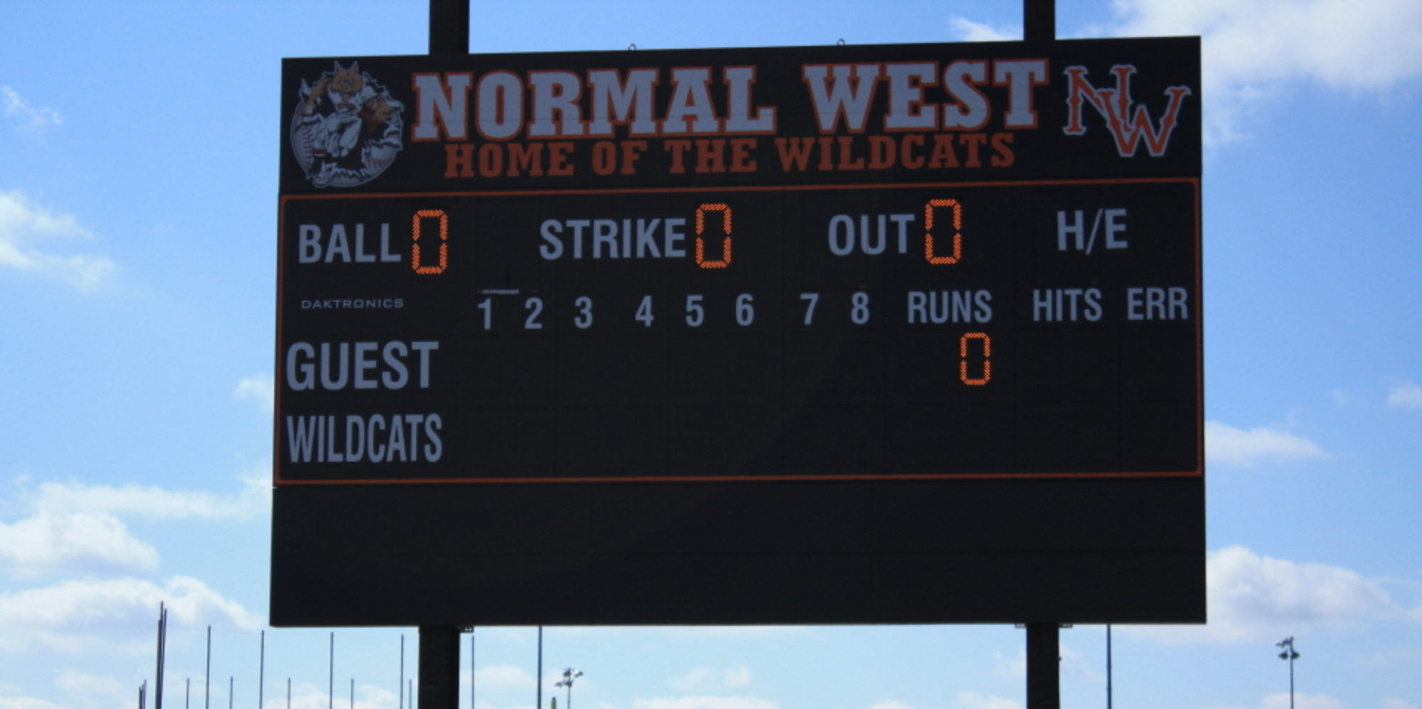 Normal West Baseball
